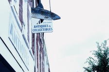 blue shark antiques