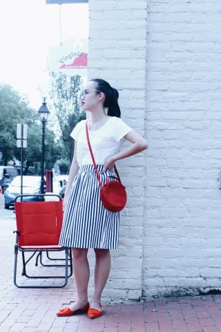 red and stripes forever