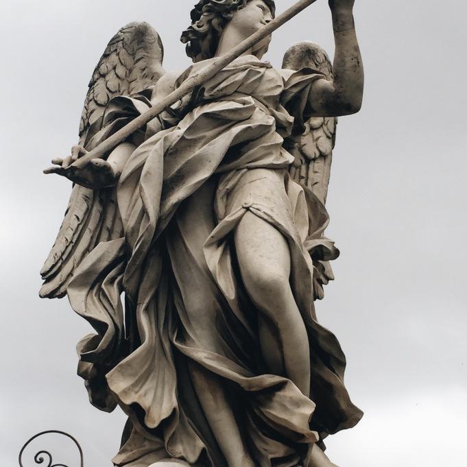 An Angel on the Bridge